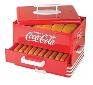 Maquina De Perros Calientes Extra Grande Coca-cola Hot Dog