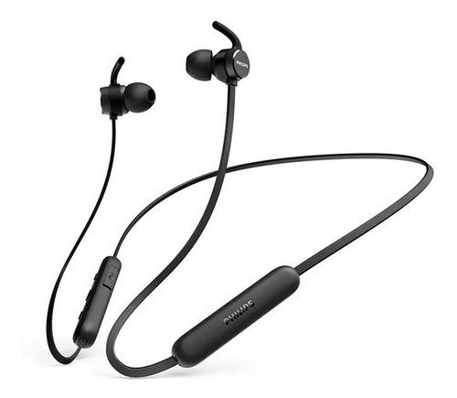 Imagen 1 de 7 de Auricular Bluetooth In-ear Philips Tae4205 Negro