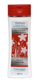 Shampoo Óleo De Pequi Cabelo Tinto, Tingido E Descolorido