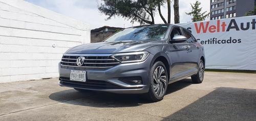 Imagen 1 de 11 de Volkswagen Jetta 1.4 T Fsi Highline Tiptronic Gris 2019