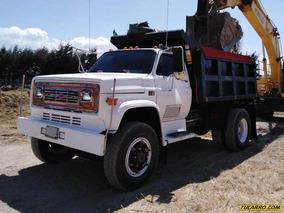 Volqueta Chevrolet C-70 149