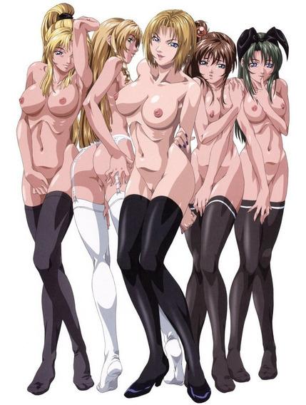 103 Animes Hentai