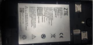 Celular Zte Icp37 Icp37/54/72sa Repuesto Reparar