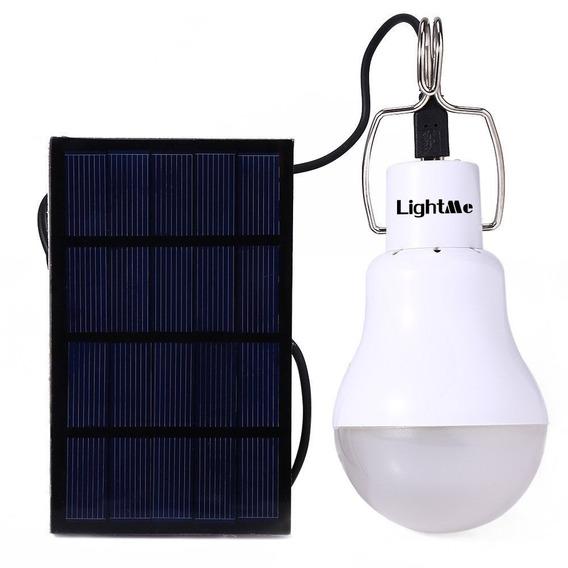 Energias Alternativas Portable 130lm Solar Powered Led Bulb