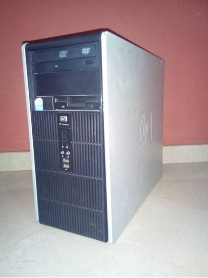 Computador Cpu Hp Compaq Dc5700 Microtower Dd80gb 1gram