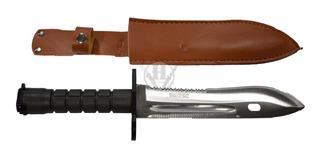 Cuchillo Bayoneta M9 Tactico Tac Force Nf5959 Vaina Superviv