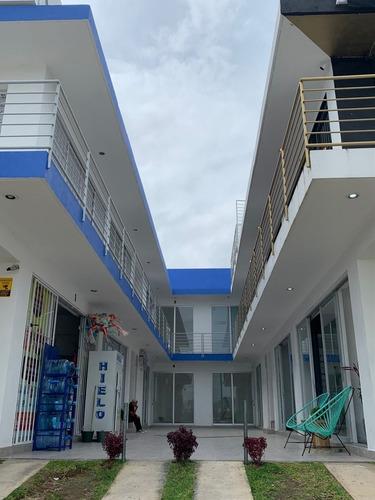 Imagen 1 de 3 de Renta De Excelente Local Comercial Nuevo En Plaza En Valle I