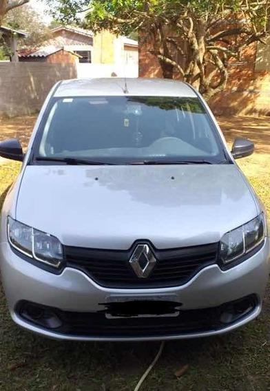 Renault Logan 1.0 16v Authentique Hi-flex 4p 2014