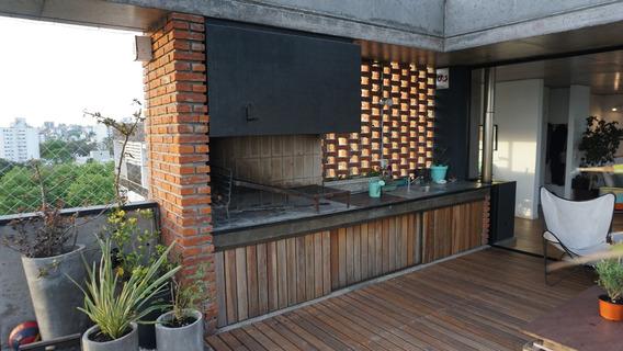 Apartamento Venta Punta Carretas Divino Penthouse Duplex