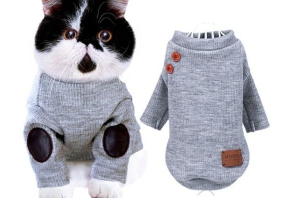 Roupa Pet Hoopet Gato Cachorro Alta Qualidade G