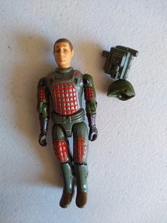 Ja Gi Joe Flash 1982 Serie 1 Hasbro Vintage