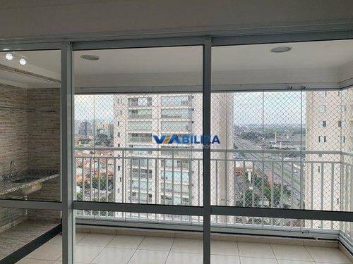 Imagem 1 de 20 de Apartamento À Venda, 86 M² Por R$ 650.000,00 - Vila Leonor - Guarulhos/sp - Ap0422