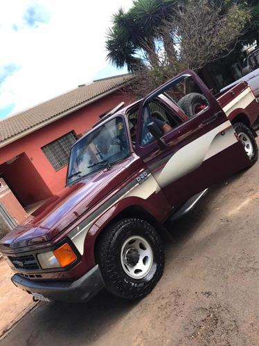 Chevrolet D20 Custon Sturbo Diesel