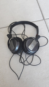 Fone De Ouvido Sony Noise Cancelling Mdr-nc7