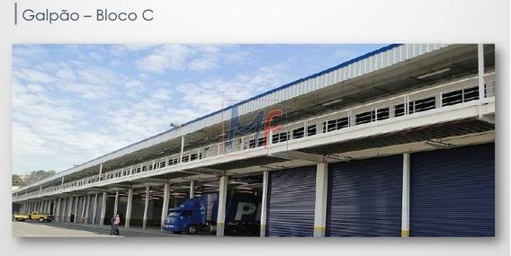 Ref 9921 Lindo Galpão Com. Para Locação No Bairro Jardim São Geraldo Guarulhos Com 57.735 M2 Locável . Possibilidade Locar Modulos . - 9921