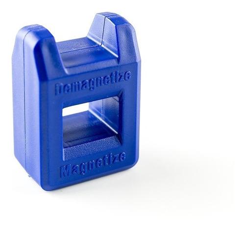 Iman Magnetizador Desmagnetizador Desimantador Destornilador
