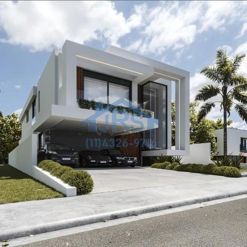 Sobrado Com 4 Dormitórios À Venda, 490 M² Por R$ 5.000.000,00 - Tamboré - Santana De Parnaíba/sp - So1793
