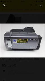 Filmadora Sony Hd Handycam Dcr65 40gb 2000x