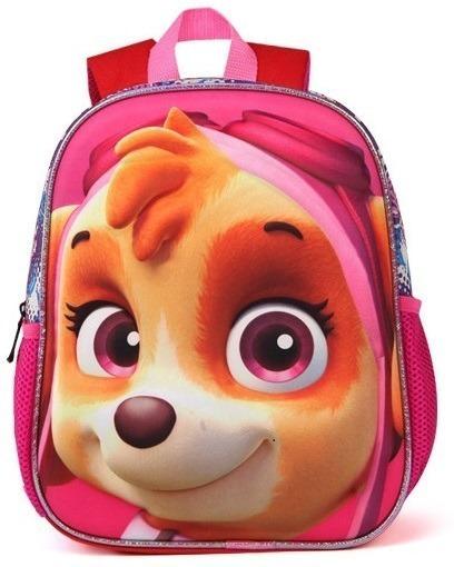 Mochila Infantil Patrulha Canina
