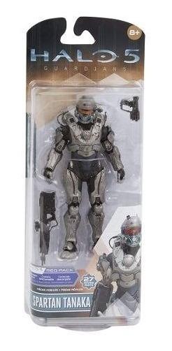 Halo 5 Guardians Series 1 Spartan Tanaka Figura Acción