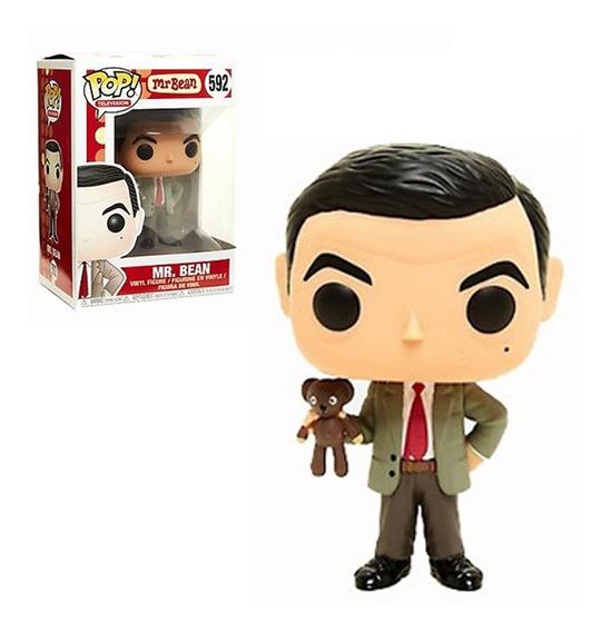 Figura Funko Pop Tv Mr. Bean 592