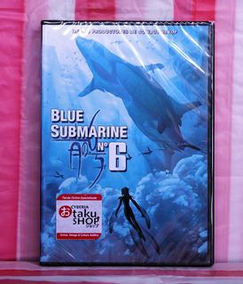 Ao No Rokugo - Blue Submarine #6 Completa Dvd Sub Esp