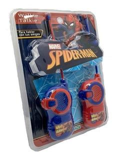 Walkie Talkie Spiderman 2222 E.full
