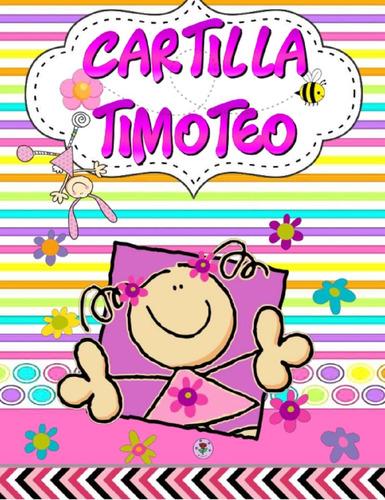 Letra Cartilla Timoteo Y Lettering Virtual Pdf