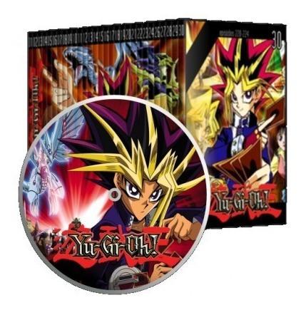 Dvd Yu-gi-oh! Completo - Digital