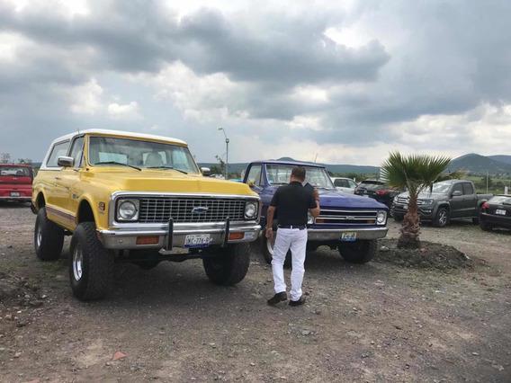 Chevrolet Blazer K/5