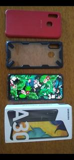 Celular Samsung Galaxy A30 Libre Black
