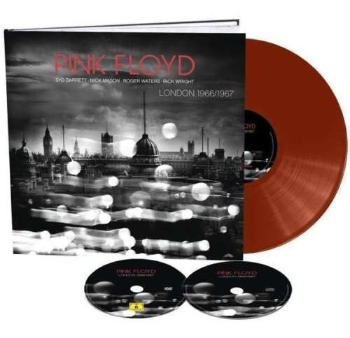 Pink Floyd London 1966/1967 (limited-edition) Earbook