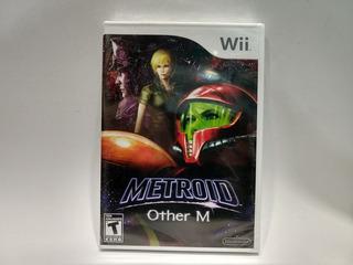 Metroid Other M Wii Wiiu Nuevo Sellado En The Next Level!!!