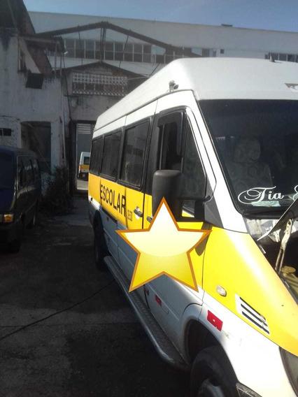 Mercedes-benz Sprinter Van 413 Cdi Chassi Longo