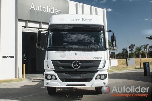 Mercedes-benz Atego 2425 Techo Elevado 6x2 - Autolider