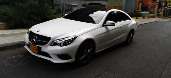 Mercedes E250 2.0 Turbo Coupe