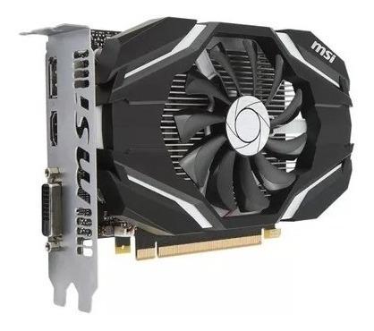 Placa De Video Geforce Gtx 1050 Ti 4g Oc