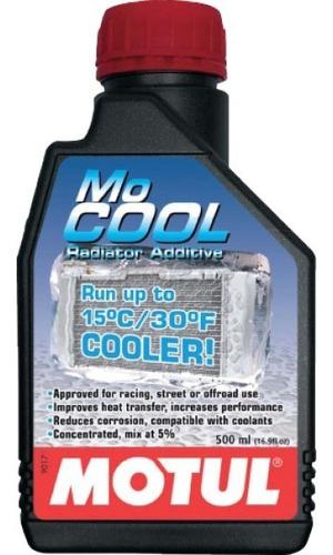 Aditivo Para Radiador Arrefecimento Motul Mocool 500 Ml