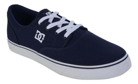 Tênis Dc Shoes New Flash 2 Tx Azul