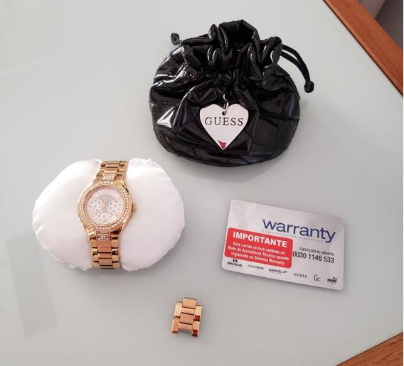 Relógio Feminino W0111l3 - Guess