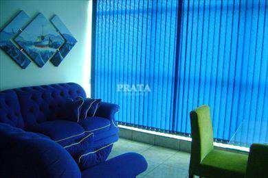 Apartamento Em Santos Bairro Aparecida - A96500