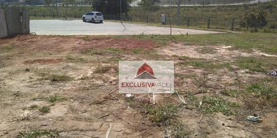 Terreno À Venda, 454 M² Por R$ 350.000 - Residencial Mônaco - Urbanova - Te0421