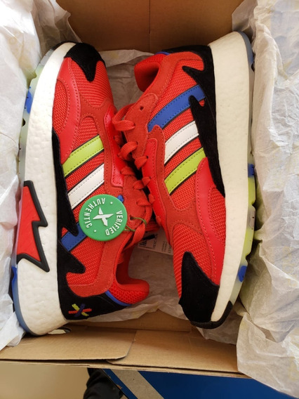 Tenis adidas Tresc Run Asterisk Collective Kid Cudi Boost