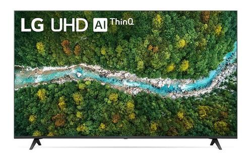 Imagen 1 de 5 de Televisor LG 65 Pulgadas Uhd 4k 65up7750 Smart Tv