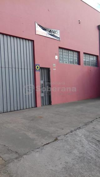 Barracão Para Aluguel Em Jardim Do Trevo - Ba010240