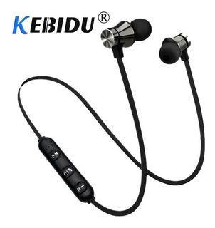 Fone De Ouvido Bluetooth Sports Corrida Academia