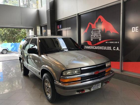 Chevrolet Blazer Camioneta