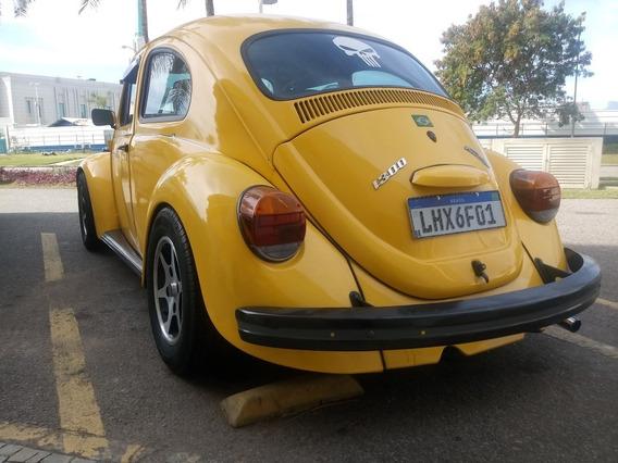 Volkswagen Fusca 1300l Ano 73