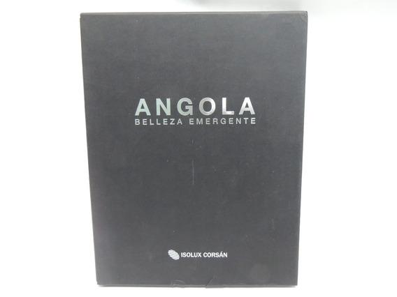 Livro Em Espanhol - Angola Belleza Emergente