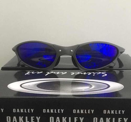6b0c08796 Juliet Romeu 2 Azul - Óculos De Sol Oakley no Mercado Livre Brasil